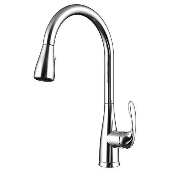 Speakman Chelsea SB-2141 Single Handle Pull Down Kitchen Faucet