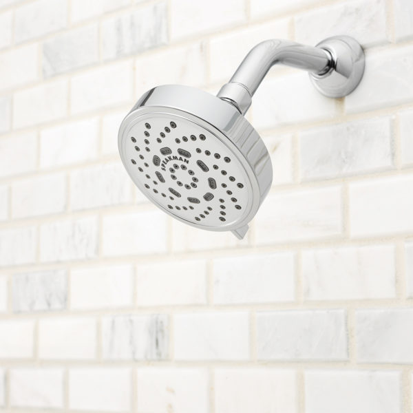 Speakman Echo S-4200-E175 1.75 gpm Low Flow Multi- Function Shower Head