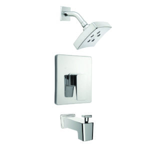 Speakman SLV-24030 Kubos Trim, Shower and Tub Combination (Valve not included)